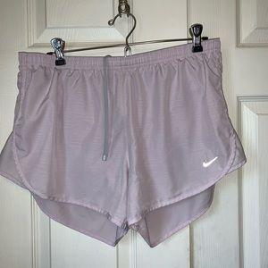 Nike shorts size large